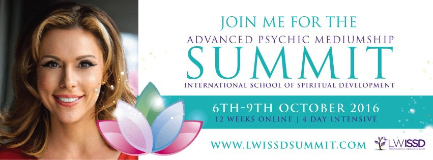 LWISSD-PSYCHIC MEDIUM COURSE