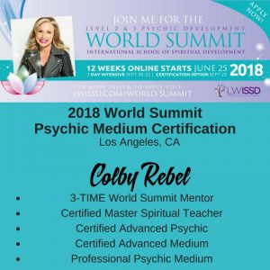 LWISSD Psychic Medium Summit-2018