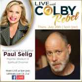 LIVE with Colby Rebel-Paul Selig