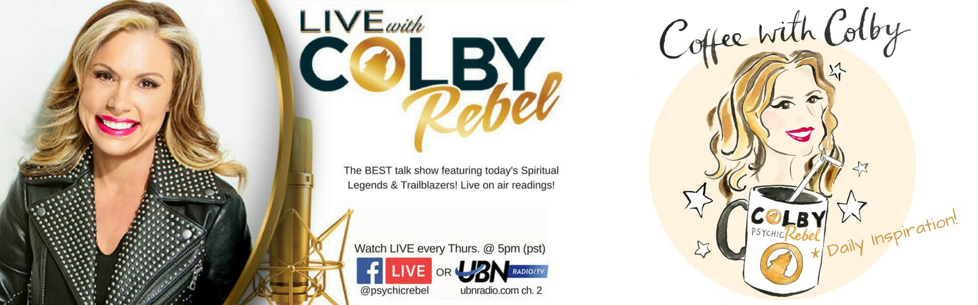 Live with Colby Rebel