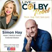 LIVE with Colby Rebel-Simon Hay