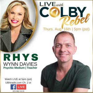 LIVE with Colby Rebel-Rhys Wynn Davies