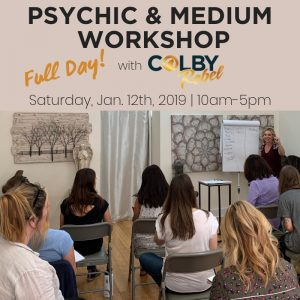Psychic and Medium Workshop Los Angeles