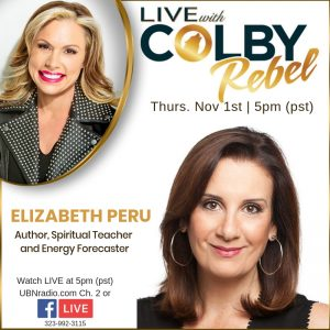 Elizabeth Peru-Live with Colby Rebel