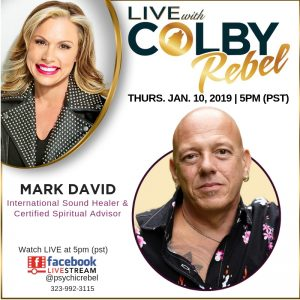 LIVE with Colby Rebel-Mark David