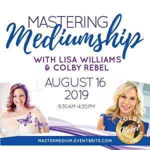 Mastering Mediumship with Lisa Williams