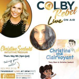 Colby Rebel LIVE-Christine Seebold