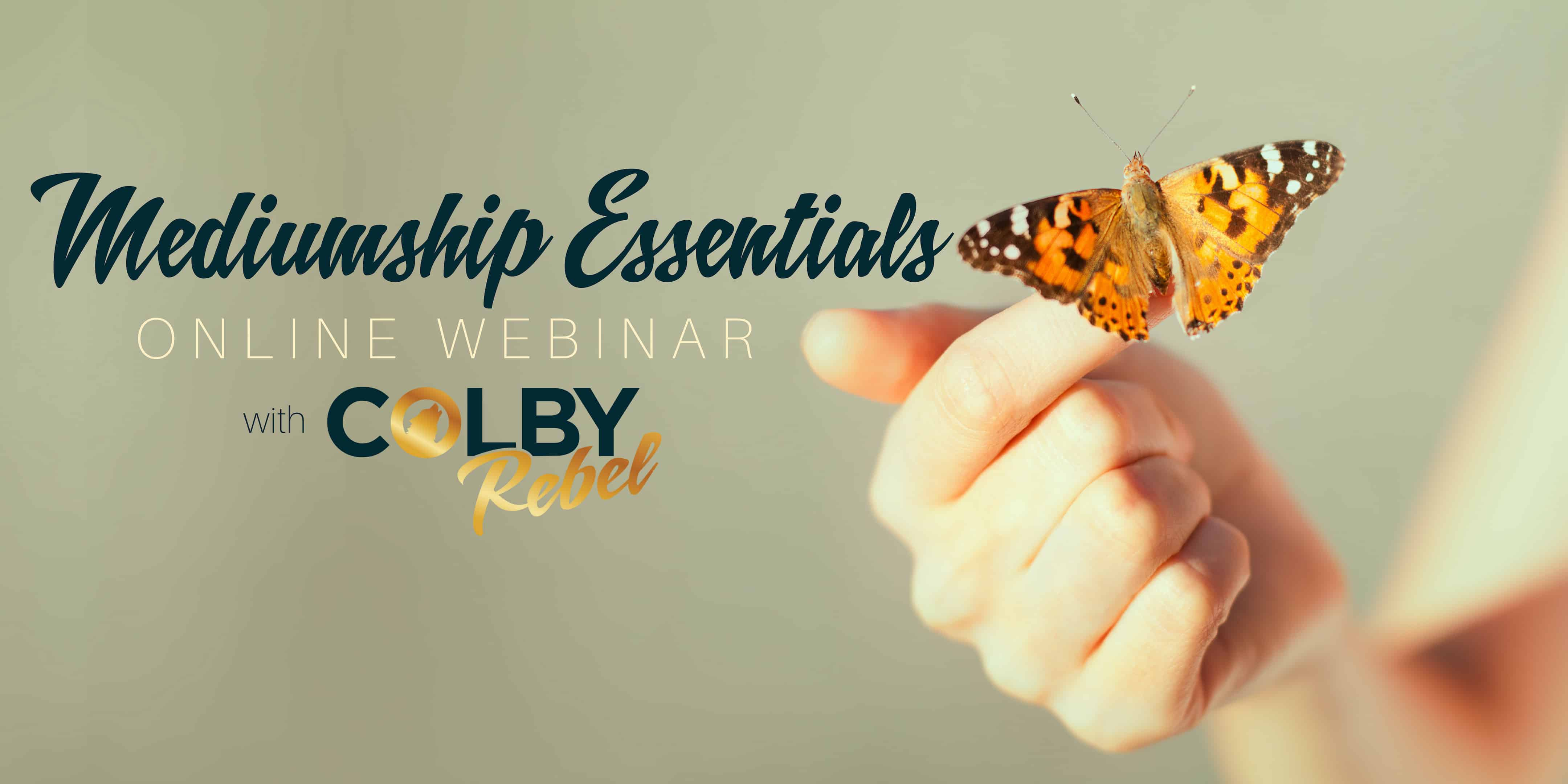 Mediumship Essentials Online Class