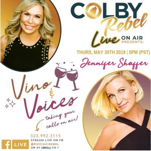 Vino & Voices-Jennifer Shaffer