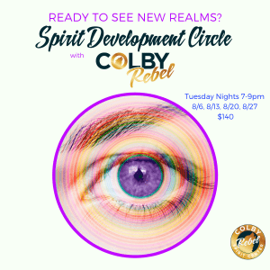 Spirit Development Circle Colby Rebel