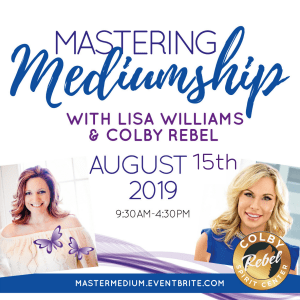 Mastering Mediumship with Lisa Williams